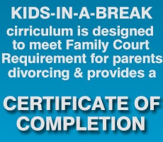 Kids-in-a-break completion certificate